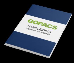 Registreren voor GOPACS